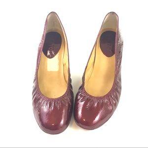 Me Too Women's Red High Heels 8.5